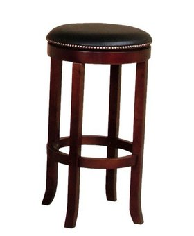 "DINING 30"" CAPPUCCINO SWIVEL BARSTOOL"