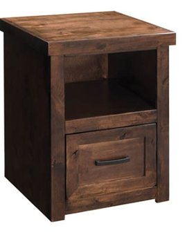 OFFICE SAUSALITO ONE DRAWER FILE CABINET