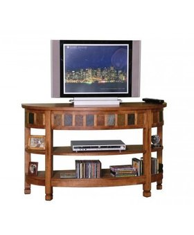 ENTERTAINMENT SEDONA ENTRY/CONSOLE TABLE