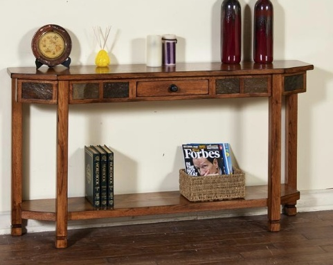 OCCASIONAL TABLE SEDONA ENTRY CONSOLE