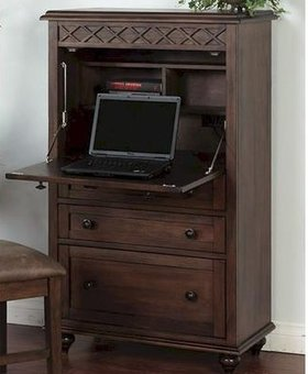 OFFICE SAVANNAH LAPTOP ARMOIRE