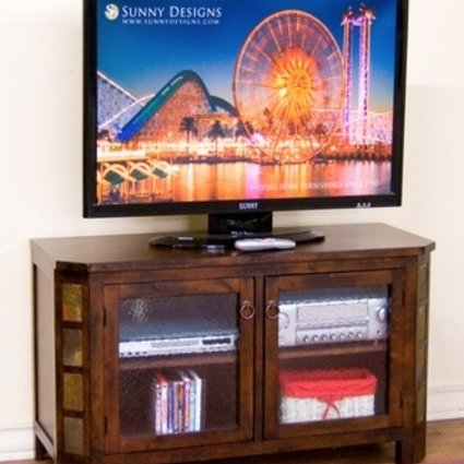 "ENTERTAINMENT 45"" SANTA FE TV CONSOLE"