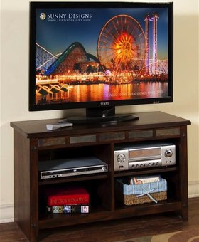 "ENTERTAINMENT 42"" SANTA FE TV CONSOLE"
