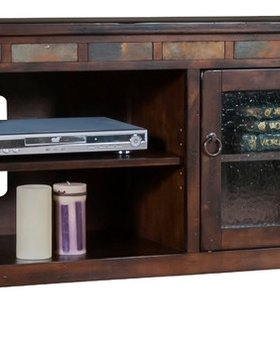 "ENTERTAINMENT 52"" SANTA FE TV CONSOLE"