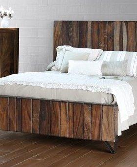 BEDROOM TAOS EASTERN KING PANEL BED