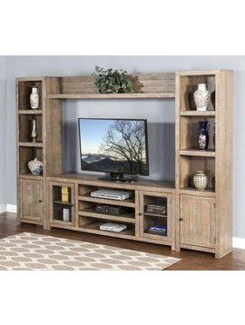 ENTERTAINMENT PUEBLA 4PC ENTERTAINMENT WALL
