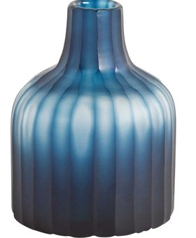 ACCESSORIES PRODO SMALL VASE IN BLUE