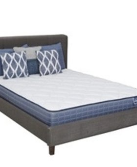 MATTRESS SHORELINE EURO TOP MATTRESS FULL