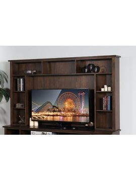 "ENTERTAINMENT 84"" SAVANNAH TV HUTCH-HUTCH ONLY"