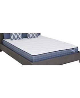 MATTRESS SHORELINE EURO TOP MATTRESS QUEEN-MATTRESS ONLY-NO BOX SPRING INCLUDED