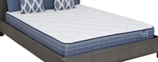 MATTRESS SHORELINE EURO TOP MATTRESS QUEEN