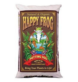 FOX FARM Happy Frog Potting Soil, 2 cubic feet (51.4 dry qts)