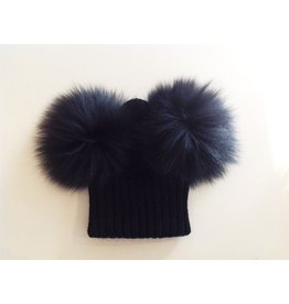 OLILIA Olilia - 2 PomPom Hat