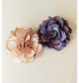 OLILIA Olilia -Chanel Hair Ties / hair clips