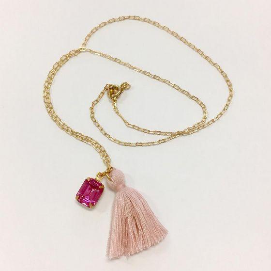 ATSUYO ET AKIKO ATSUYO ET AKIKO Rose necklace