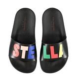 STELLA MCCARTNEY Stella McCartney ROSANNA GIRLS 'STELLA' SLIDES