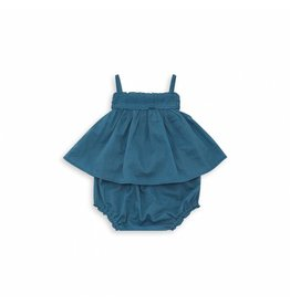 BONTON Bonton Baby Top and Bloomers