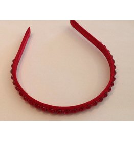 OLILIA Olilia -1 Row Crysta/Pearl Hairband
