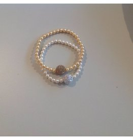 OLILIA Olilia - pearl bracelets