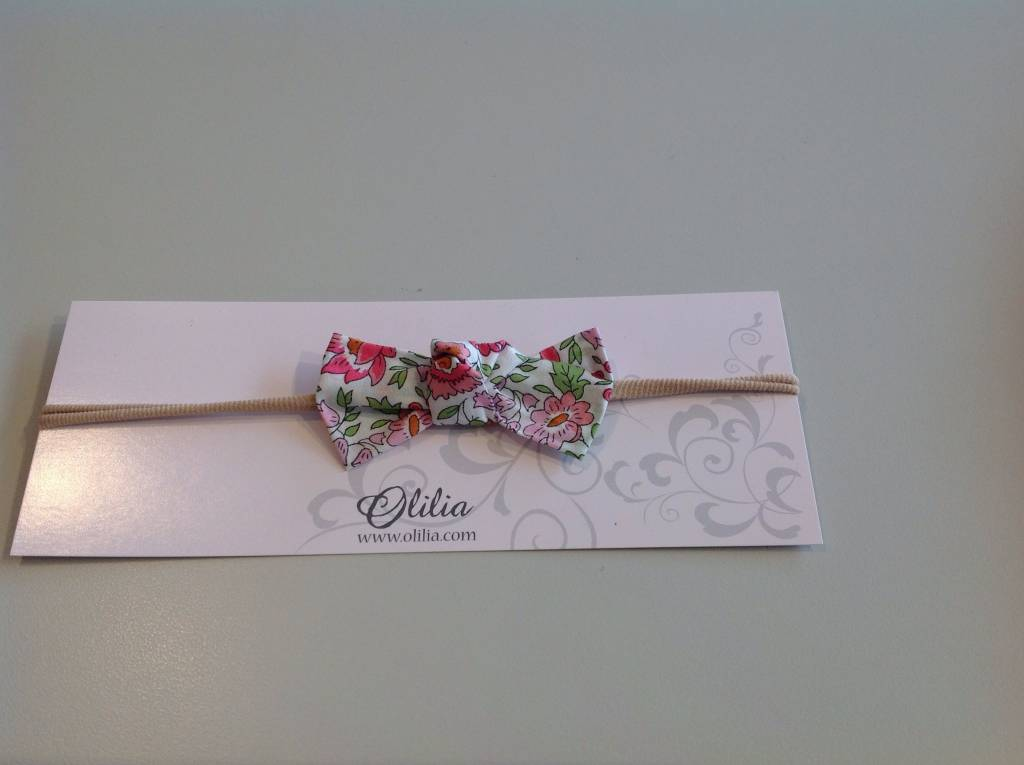 OLILIA Olilia - Liberty Knot stretchy hairband