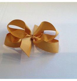 OLILIA Olilia -medium bow hair clips-no crystals