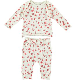 STELLA MCCARTNEY Stella McCartney BABY GIRL 2 PC LADY BUG SET