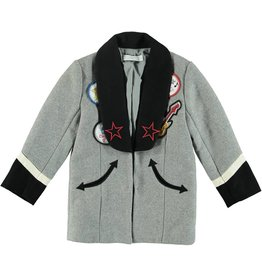 STELLA MCCARTNEY Stella McCartney BOY NOVELTY TUXEDO JACKET