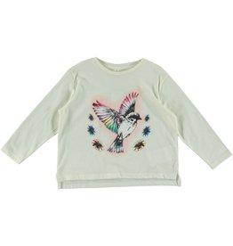 STELLA MCCARTNEY Stella McCartney  GIRLS LS BIRD T-SHIRT