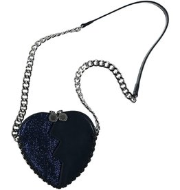 STELLA MCCARTNEY Stella McCartney HEART BAG WITH CHAIN
