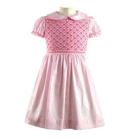 Rachel Riley H18 Bow smocked dress