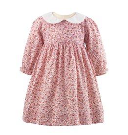 Rachel Riley H18 Floral Peter Pan Collar dress