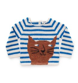 Oeuf H18 cat sweater