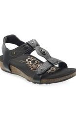 Aetrex Aetrex Lori Quarter Strap Sandal