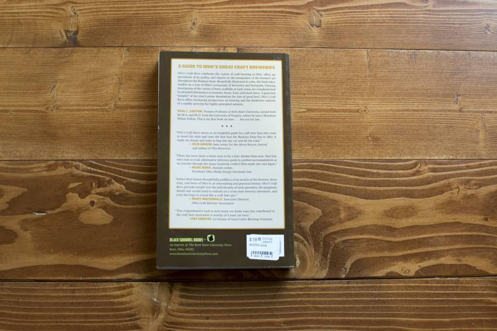 OHIOS CRAFT BEERS book
