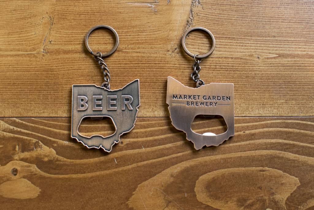Beerhio Keychain Bottle Opener