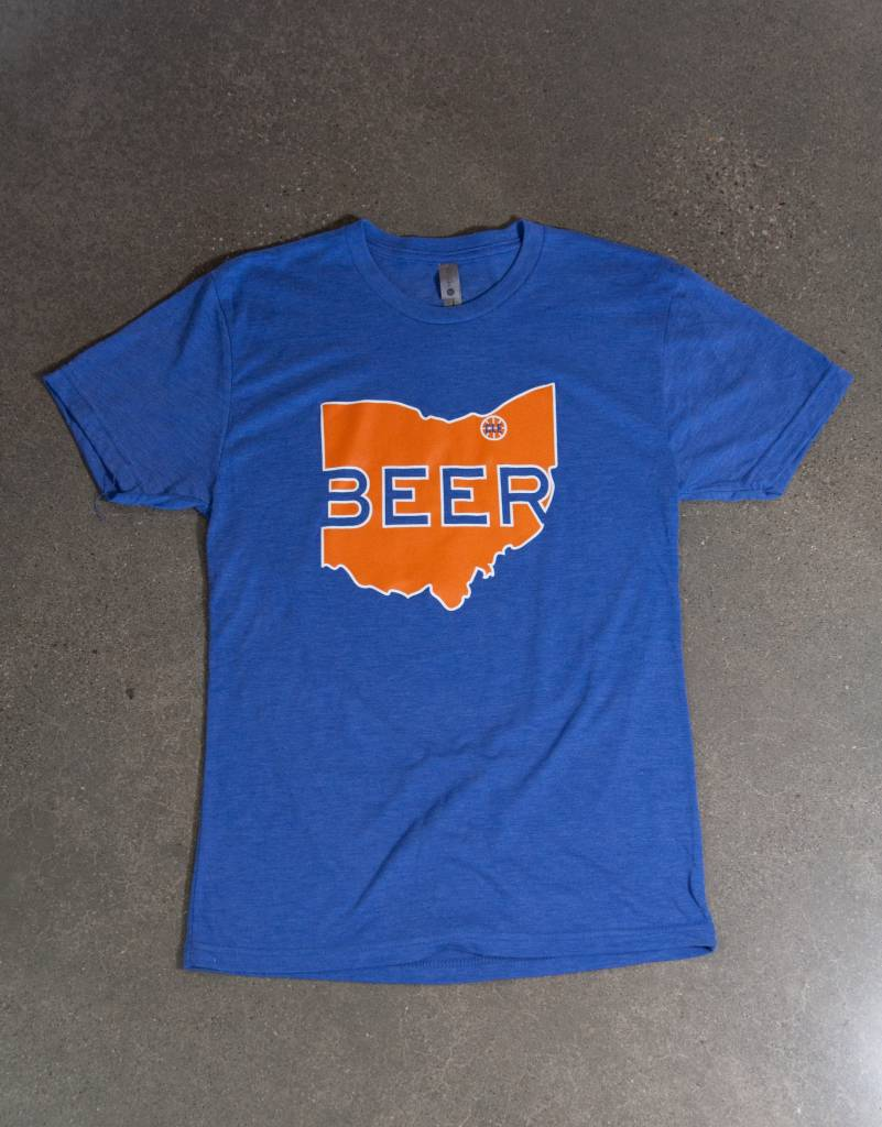 Cavs Throwback T-Shirt