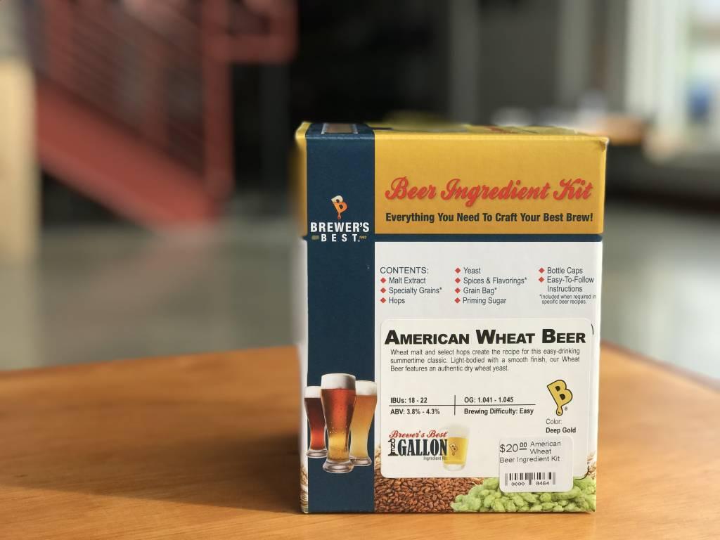 American Wheat Beer Ingredient Kit