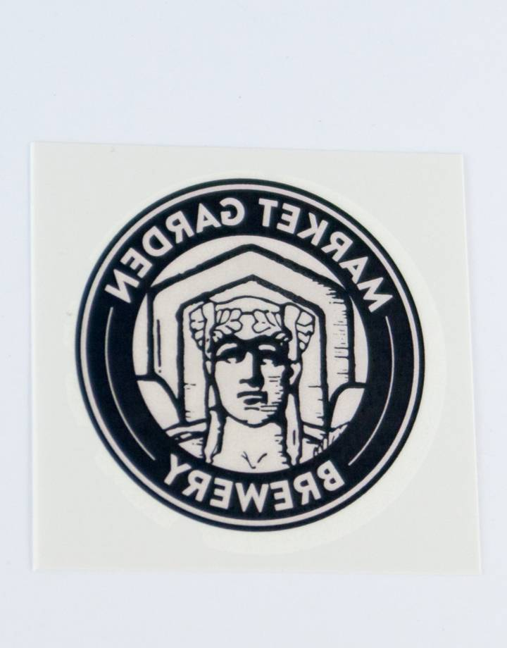 Temporary Tattoo - Guardian Badge Logo
