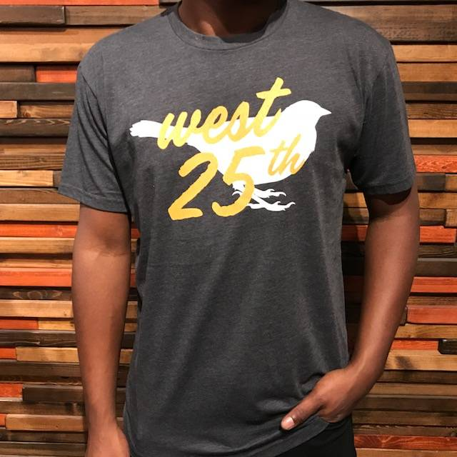 West 25th Bar Cento T-Shirt