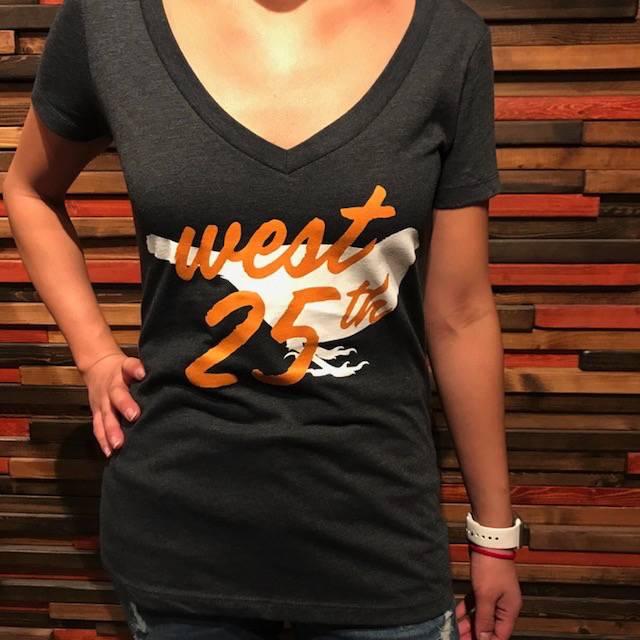 West 25th Bar Cento T-Shirt (W)