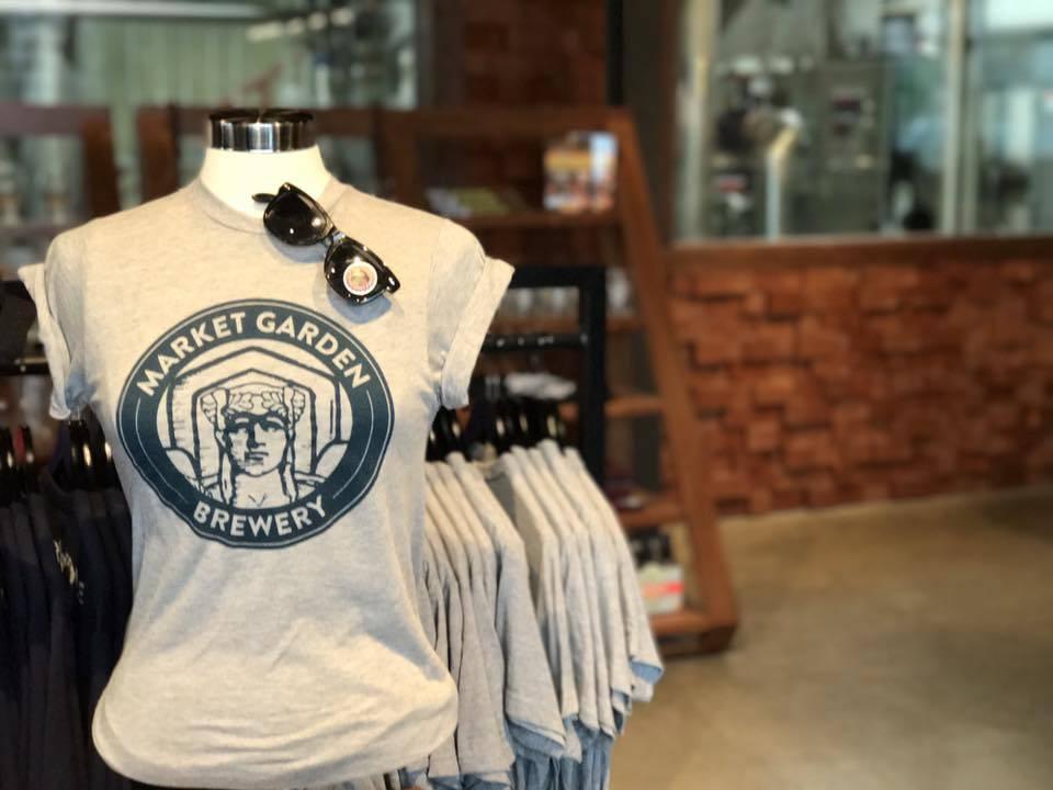 MGB Circle Badge T-Shirt