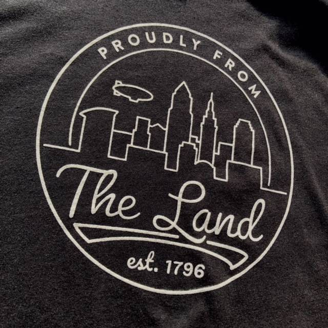 Proudly From The Land Long Sleeve