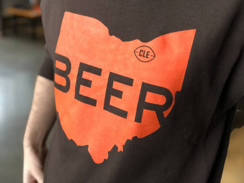 Browns Beerhio Crewneck