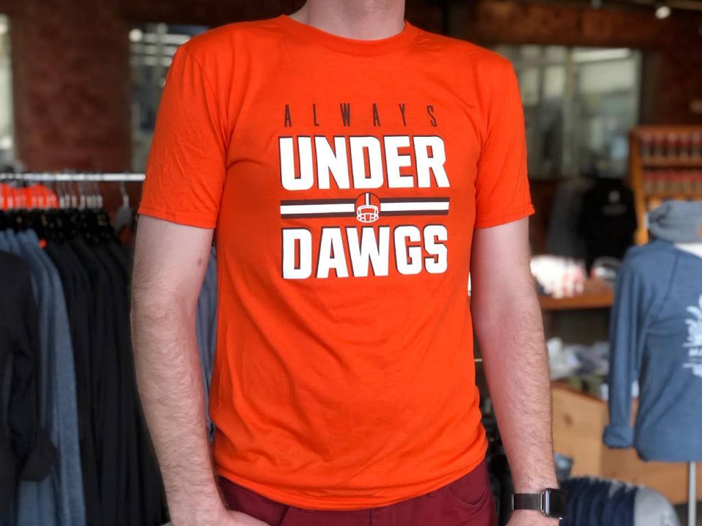 Always Under Dawgs T-Shirt
