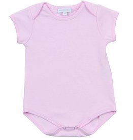 Magnolia Baby S/S Bodysuit Pink