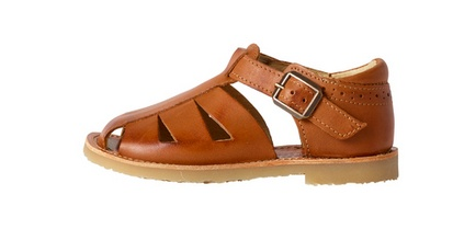 Young Soles Frankie Sandal Tan
