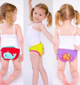 zoocchini Girl's Training Pants