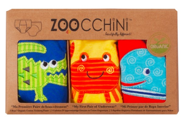 zoocchini Boy's Training Pants