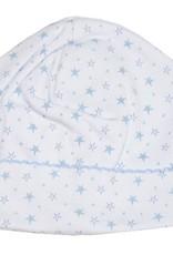 Kissy Kissy Hearts & Stars Blue Hat