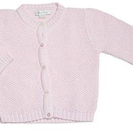 Kissy Kissy Pink Knit Cardigan